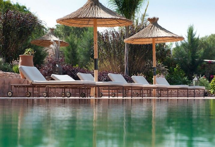 Le jardin des douars essaouira morocco countryside - Les jardins de villa maroc essaouira ...