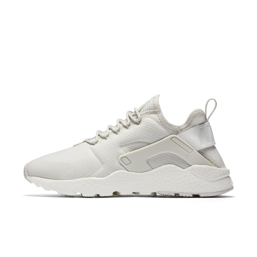 super popular ccbe4 aaead Nike Air Huarache Ultra Women s Shoe Size 10.5 (Cream) - Clearance Sale