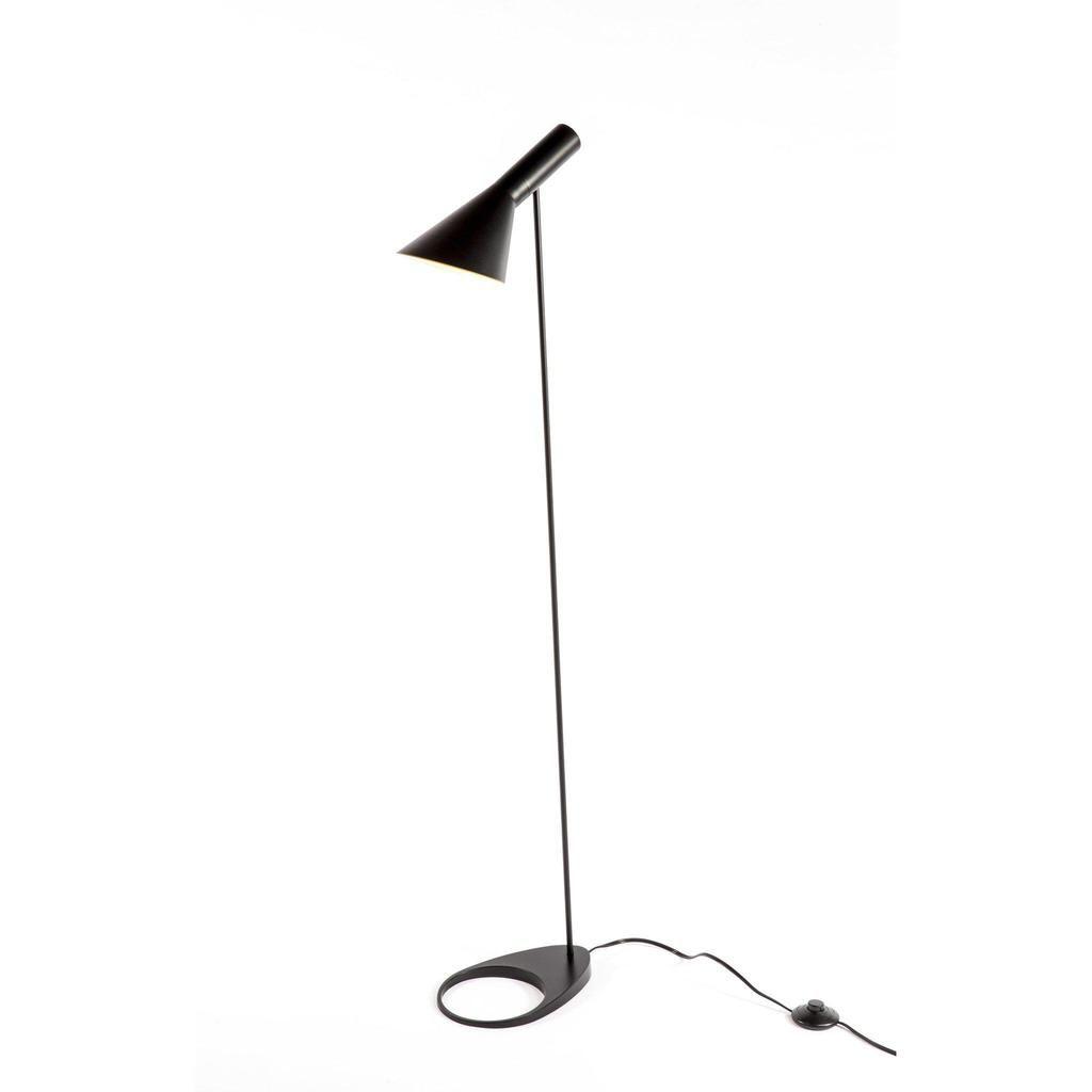 Aj Floor Lamp Black With Images Floor Lamp Black Floor Lamp Metal Floor Lamps