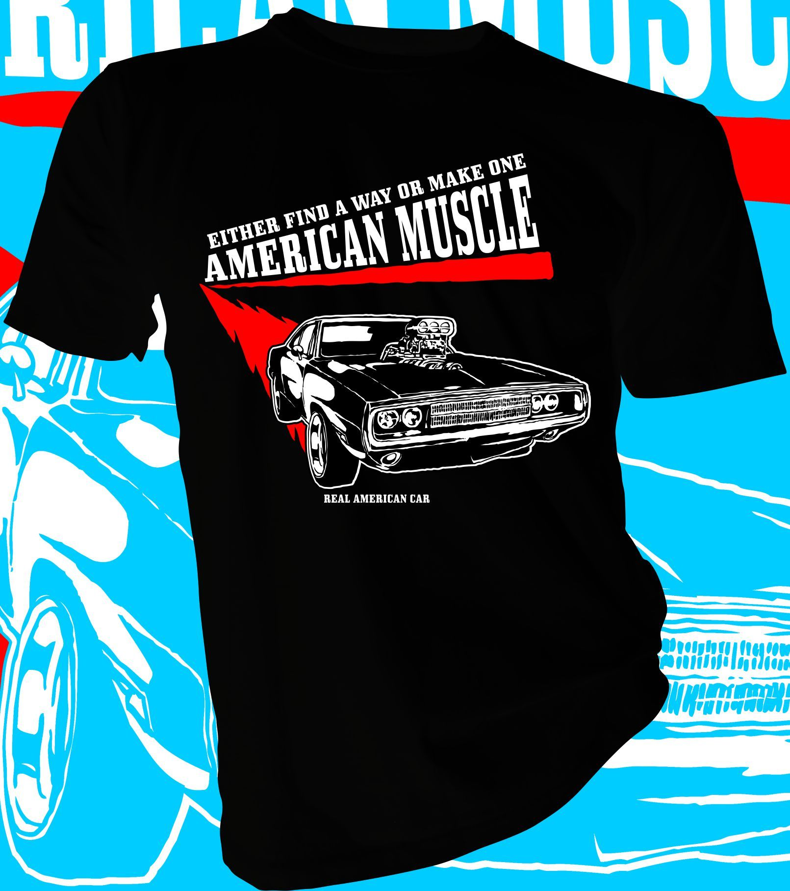 Muscle Car T Shirts For Sale Bcd Tofu House
