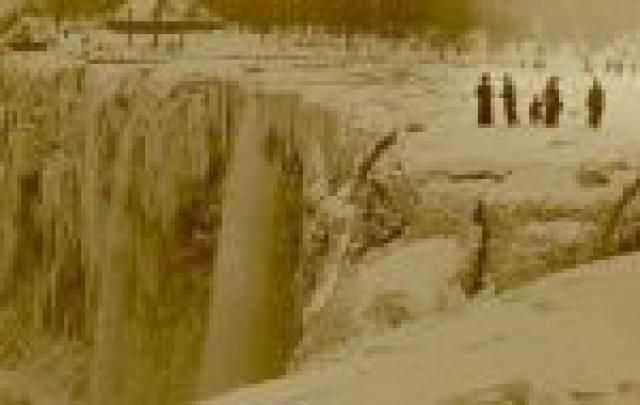 Niagara Falls Frozen in 1911 (Analysis) - Urban Legends