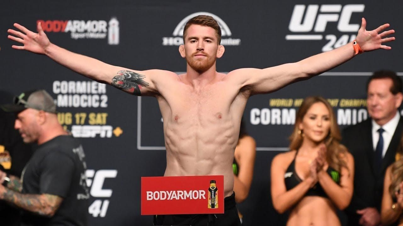 Ufc Fight Island 5 Betting Odds Cory Sandhagen The Favorite In The Main Event Ufc Fight Island 5 Takes Place This