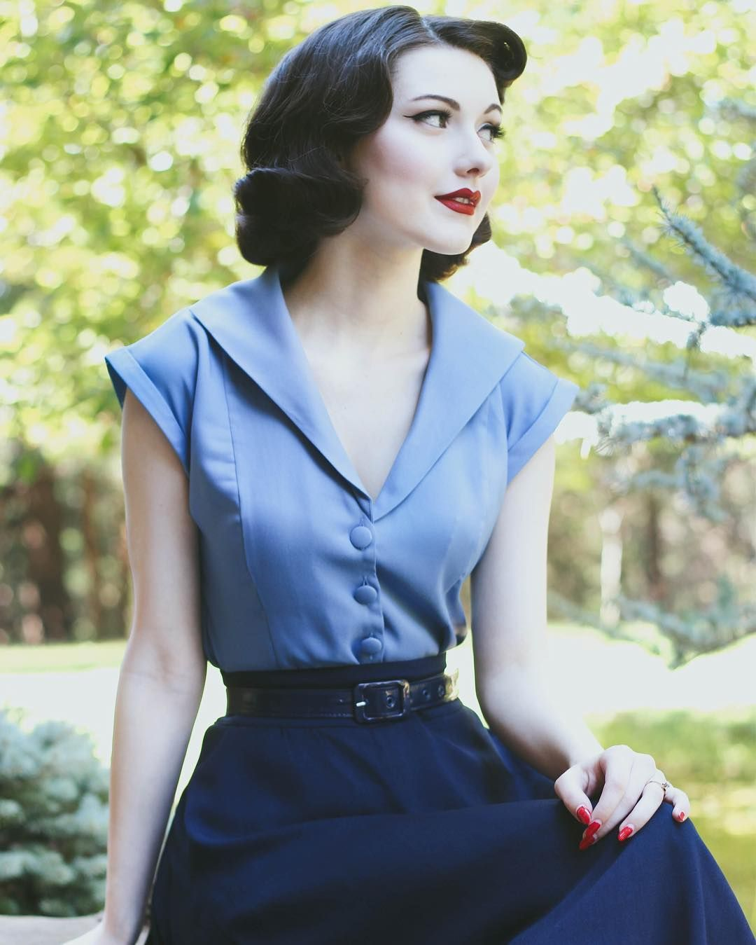 Fabulous vintageinspired clothing for every one share style