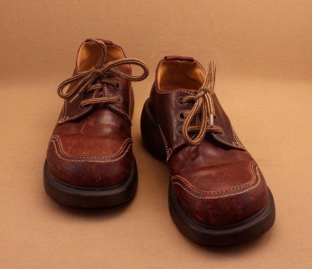 Vintage made-in-England Doc Martens