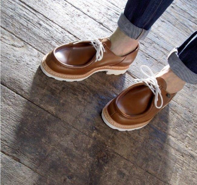 67e345e78 La chaussure Michaël de Paraboot | Shoes, pompes et godasses ...