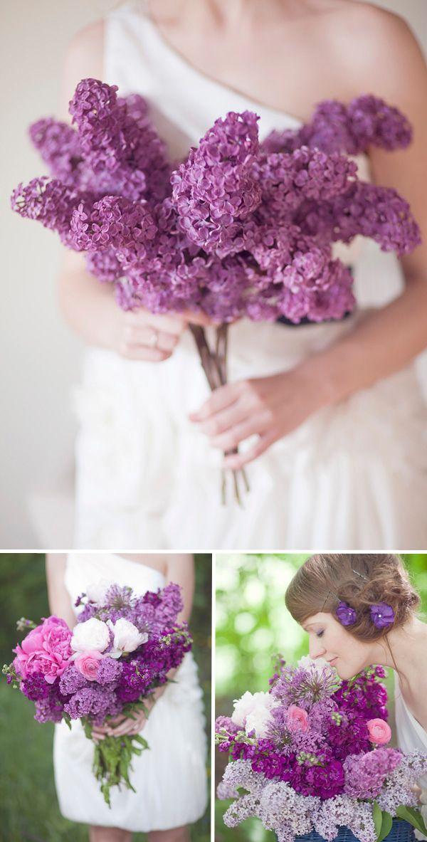 Majowy Slub O Zapachu Bzu February Wedding Lilac Wedding Bouquet Flower Bouquet Wedding