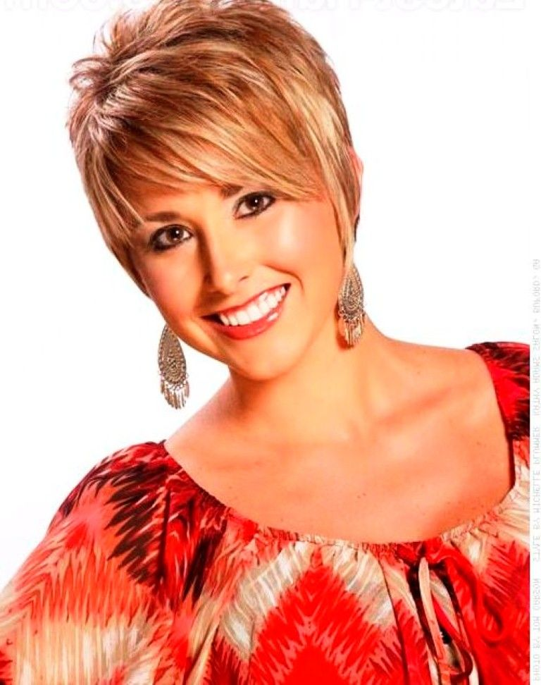 pixie haircuts for plus size women  cute short hairstyles
