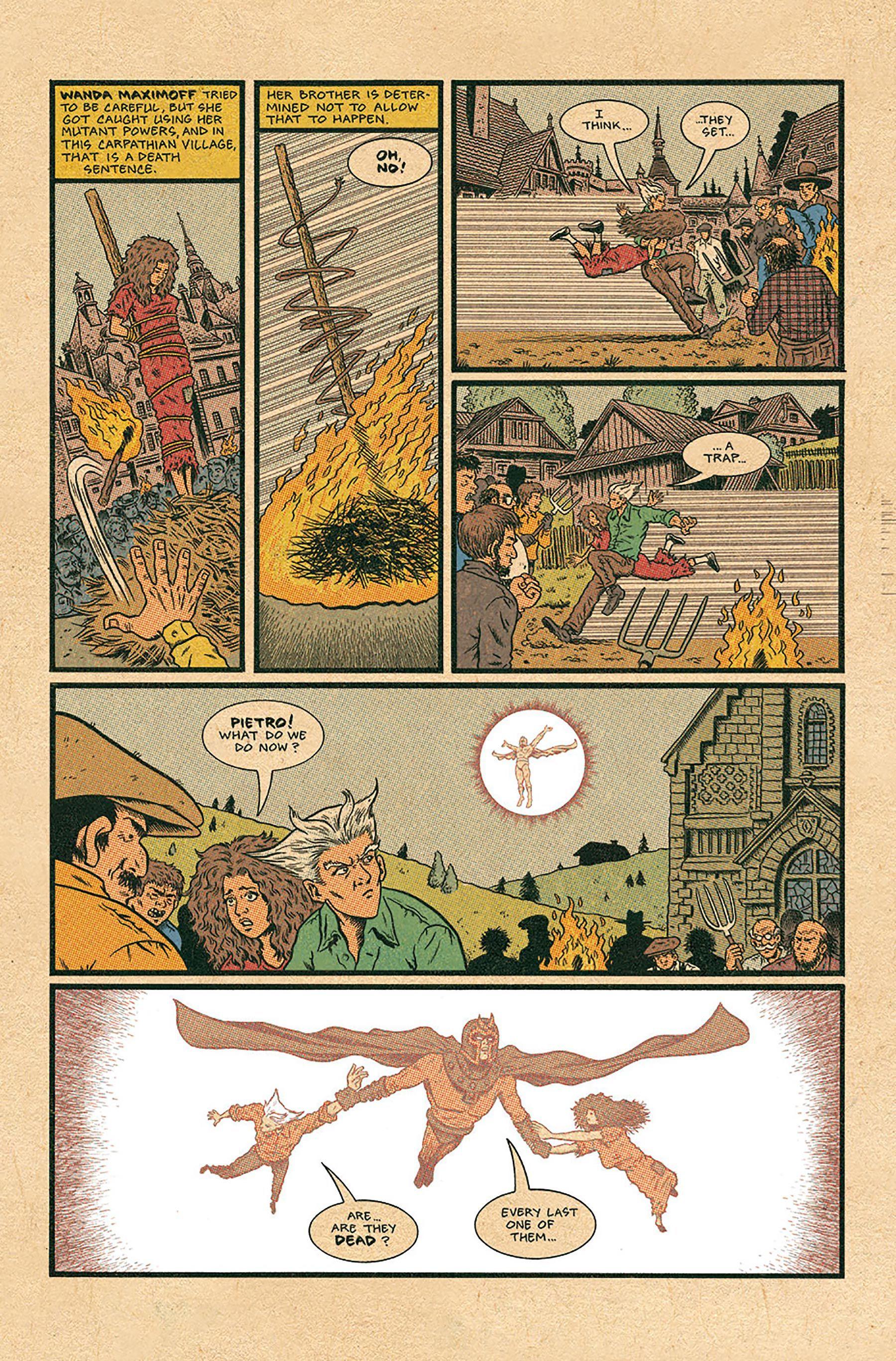 In X Men Grand Design Ed Piskor Tells The Superheroes Whole Story X Men Grand Designs Design