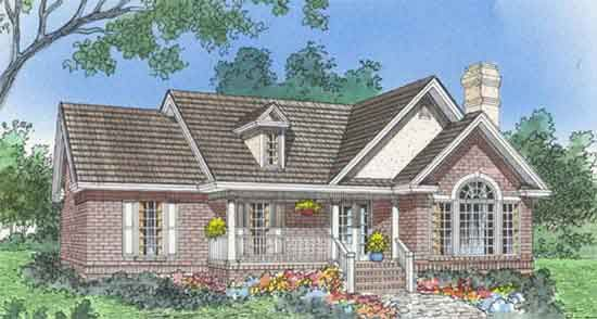 The McCormick House Plan