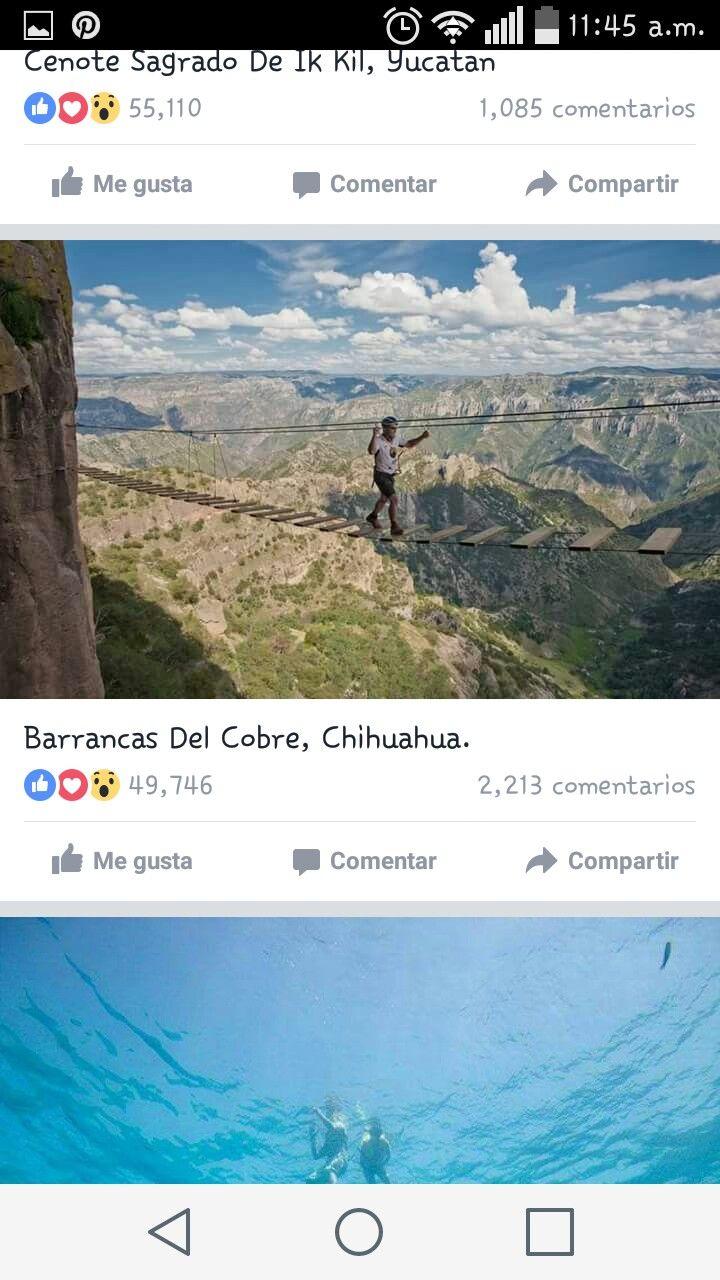 Barrancas del cobre,Chihuahua.