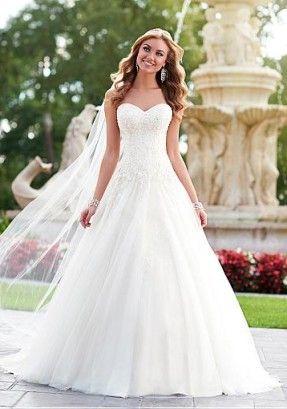 Vestidos de novia baratos y hermosos