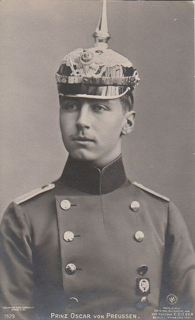Prinz Oscar von Preussen. Prince of Prussia | Flickr - Photo Sharing!
