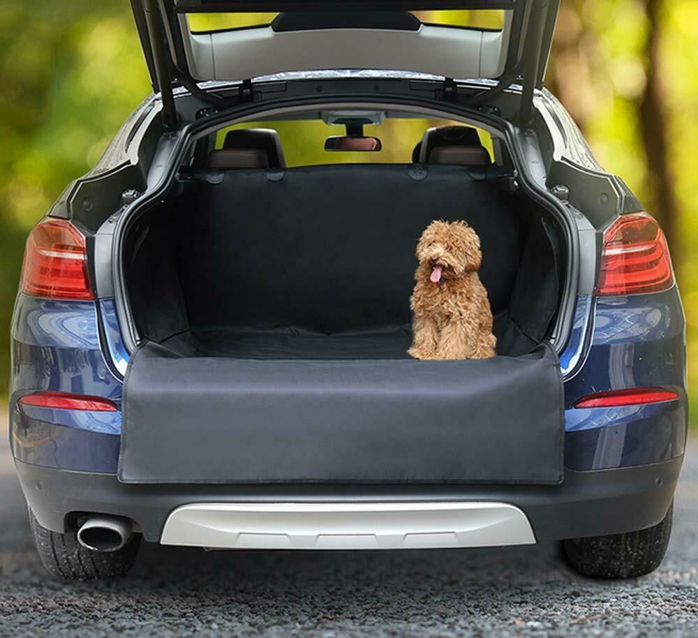 Docamor Pet Trunk Cargo Liner Dog SUV Car Seat Covers