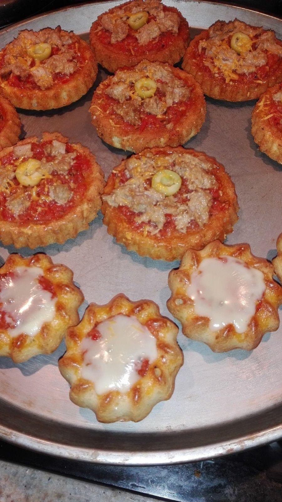 Mini bouchées de cake salé façon tartelettes | Recettes de cuisine, Mini tarte, Cake salé