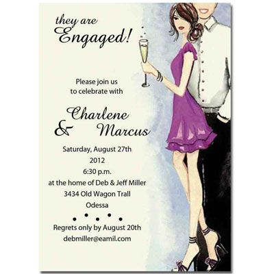engagement invitations engagement invitations – Engagement Card Invitations
