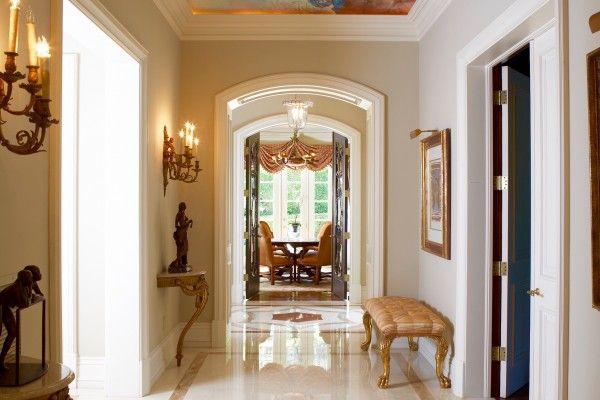 A Dreamy & Inspiring Hallway. :http://www.christophechoo.com/a-dreamy-inspiring-hallway-2/