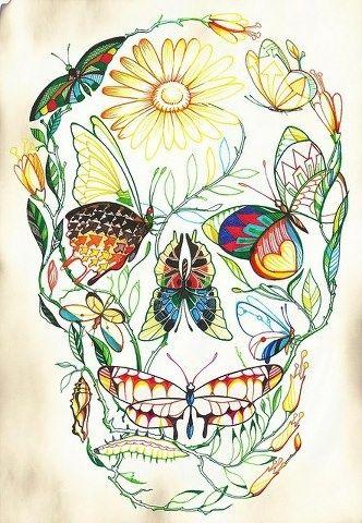 Feminine Sugar Skull Tattoo Designs Valoblogi Com