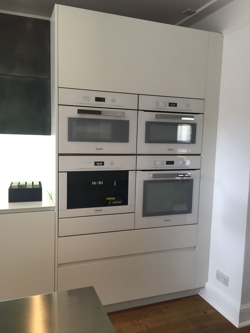 Miele Appliances Steam Oven Combi Conventional Coffee