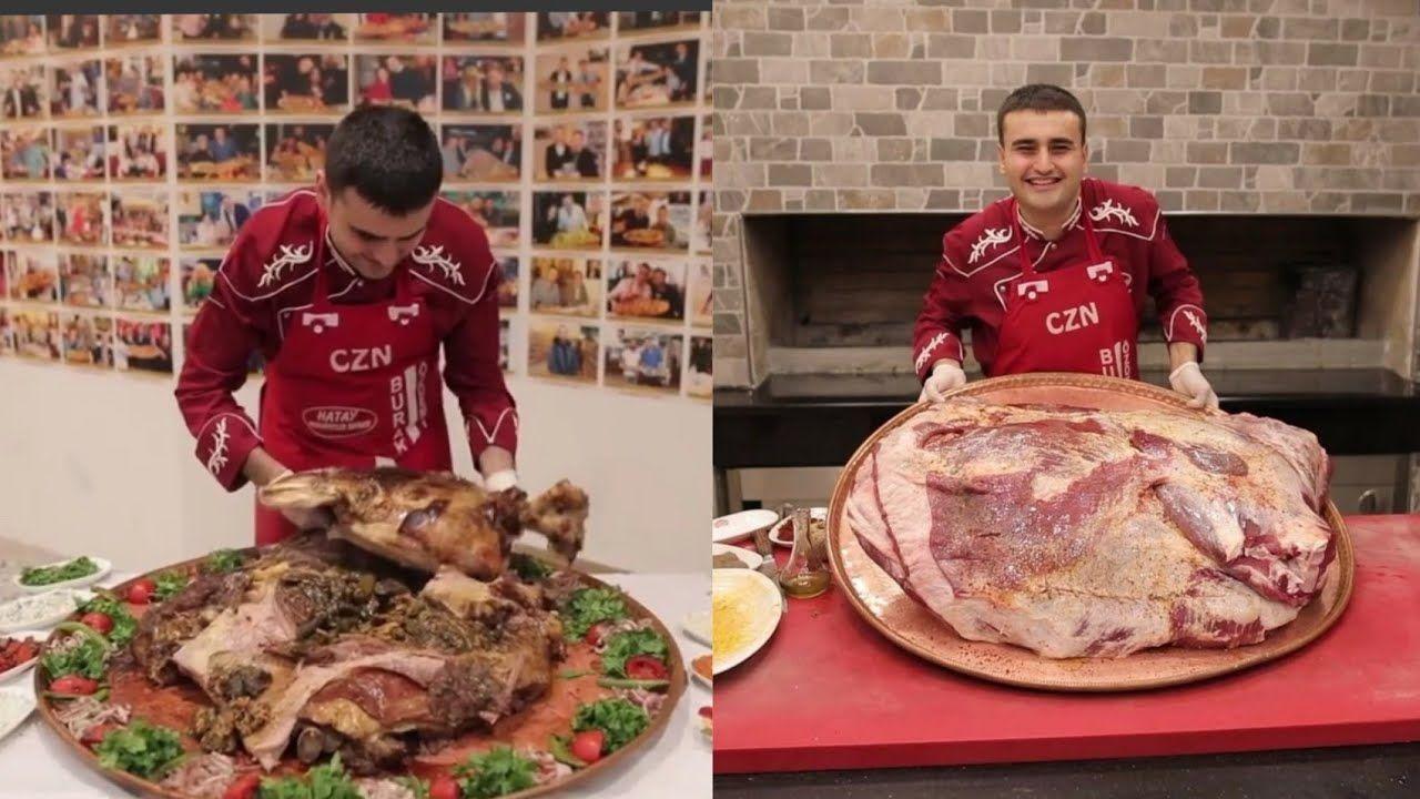 Супер еда Турции Cznburak Best Turkish Chef Burak