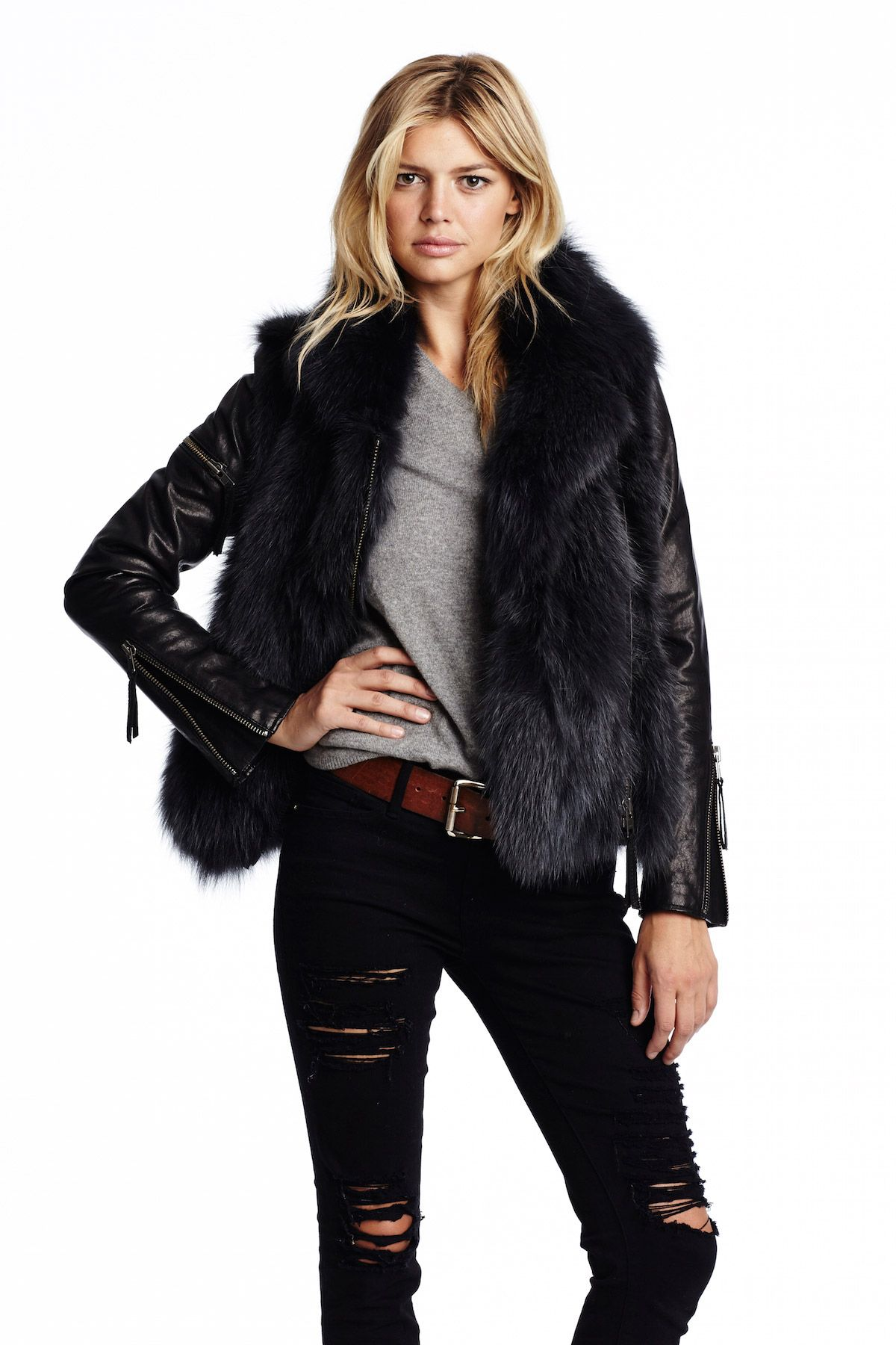 Pin by july supply co. on clotheshorse Fur leather
