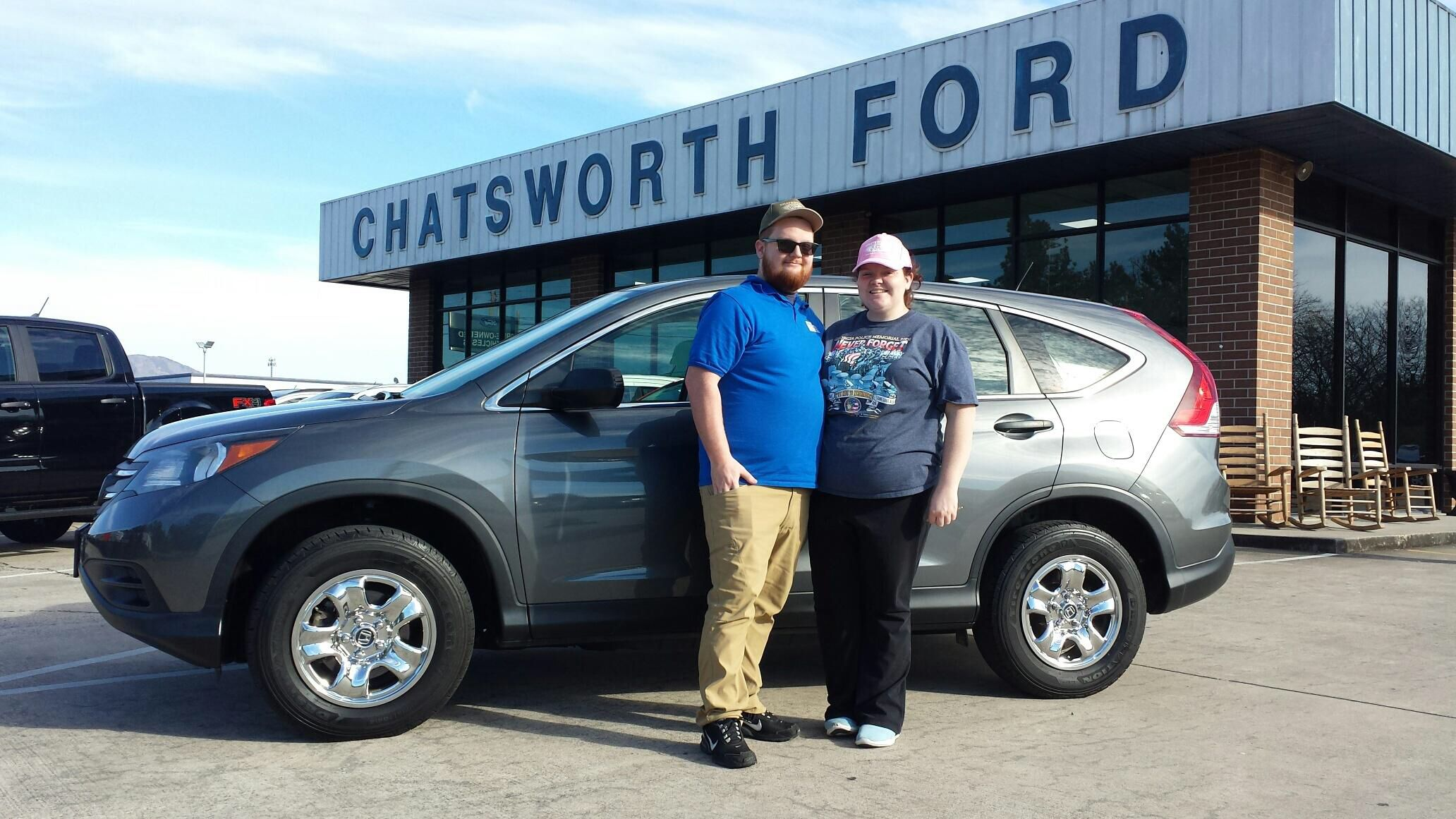 congratulations hannah ayers and kyle powell of chatsworth ga on your new 2013 honda crv sold by brian smith we appreciate you ford news car ford honda crv pinterest