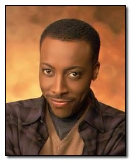 Arsenio Hall - Winston Zeddemore in The Real Ghostbusters
