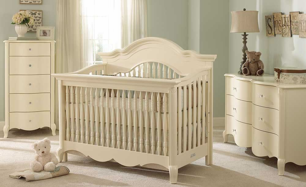 Baby Center Best Crib Julia White