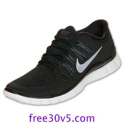 50 off nike freesnike free 5.0 womens black dark grey white metallic
