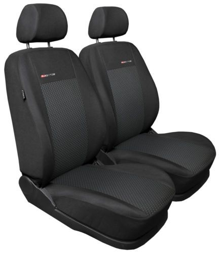 Tailored seat covers for Volkswagen Caddy Van 1+1    2003 on  Front seats 2