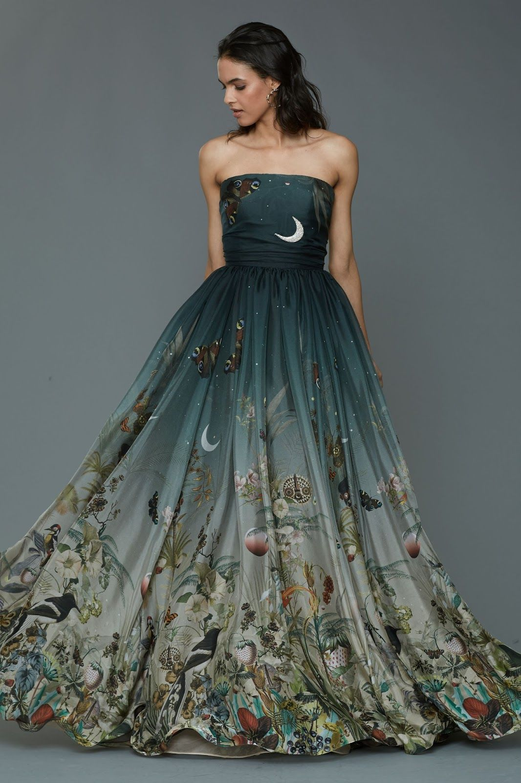 Mis queridas fashionistas dennis basso prefall gowns