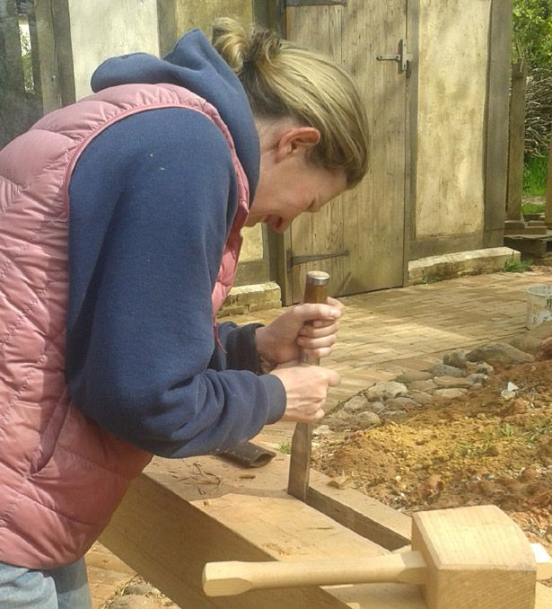 Courses In Traditional Timber Framing And Repairs