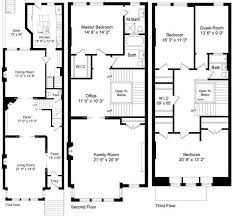 Image Result For Brownstone Row House Floor Plans House Floor Plans Brownstone Homes Brooklyn House