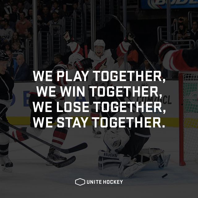 We Play Together We Win Together We Lose Together We Stay Together Quote Motivational Hockey Beone Team Quotes Hockey Tournaments Field Hockey Quotes