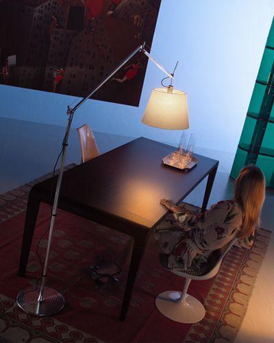 Artemide Tolomeo Mega Floor Floor Lamp Neenas Lighting Arc Floor Lamps Floor Lamp Lamp
