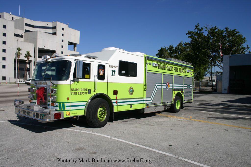 MiamiDade Fire Heavy Rescue MIAMI DADE COUNTY
