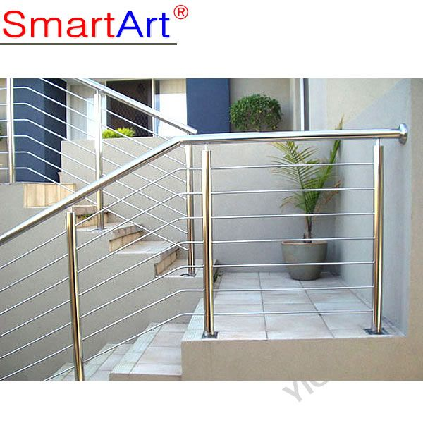 Best Wrought Iron Stair Handrail Stainless Steel Handrail 640 x 480