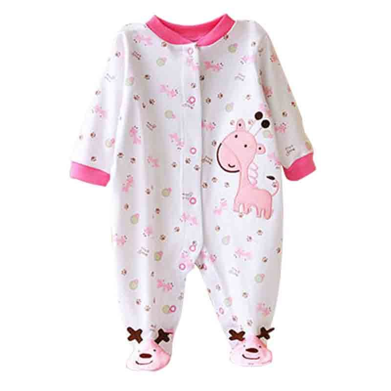 5b4d06a39 2015 Winter Baby Rompers Long Sleeves 100 Cotton Infant Coveralls ...