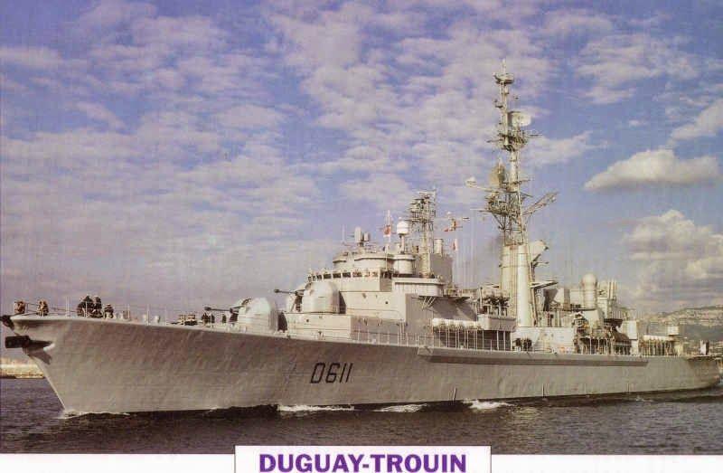 La Marine nationale dit adieu aux ex-Loire et Duguay-Trouin Ff94fd8db4bc9eaf9f5ecc03d42ebb74