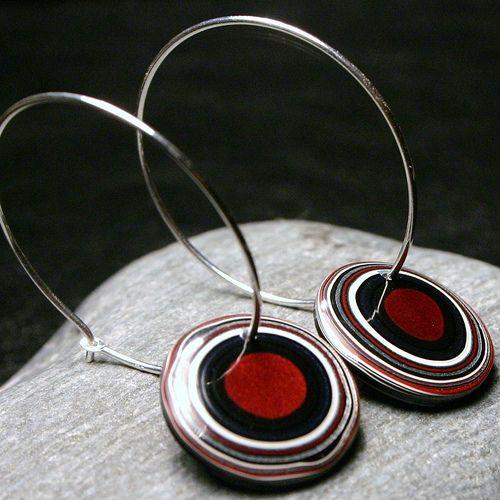 Thunder Road Earrings