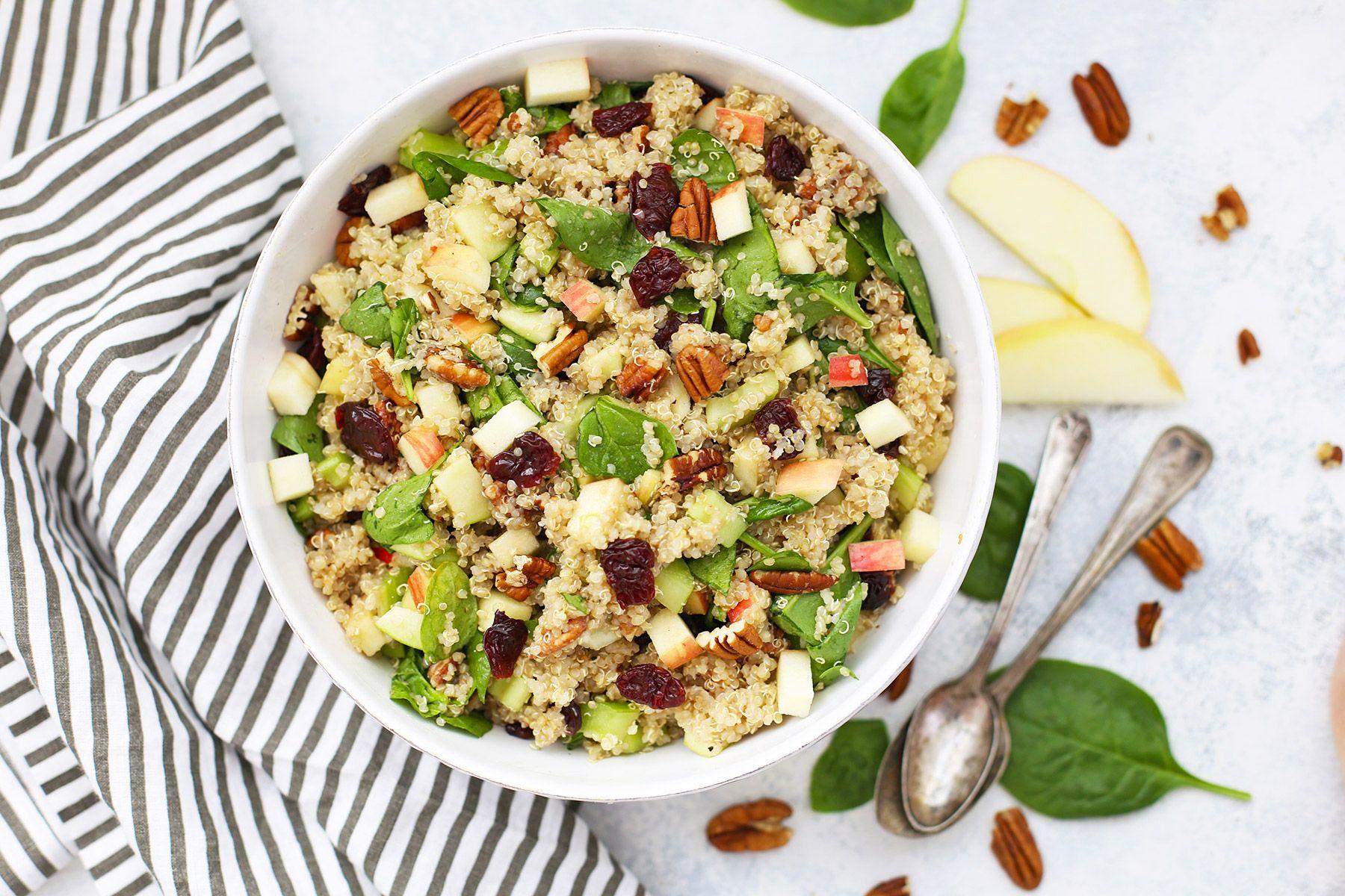 Kết quả hình ảnh cho Bát quinoa & Chickpea