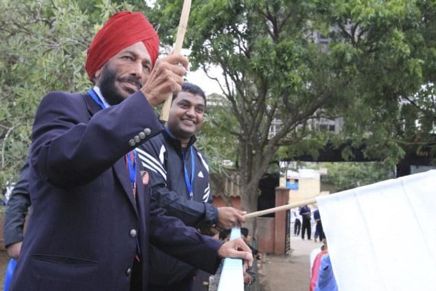 Milkha Singh's relives Bangalore days - http://news54.barryfenner.info/milkha-singhs-relives-bangalore-days/