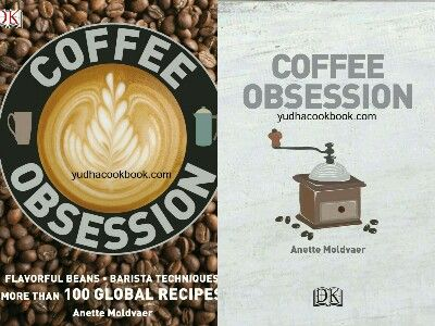 Download Ebook Coffee Obsession Flavorful Beans Barista