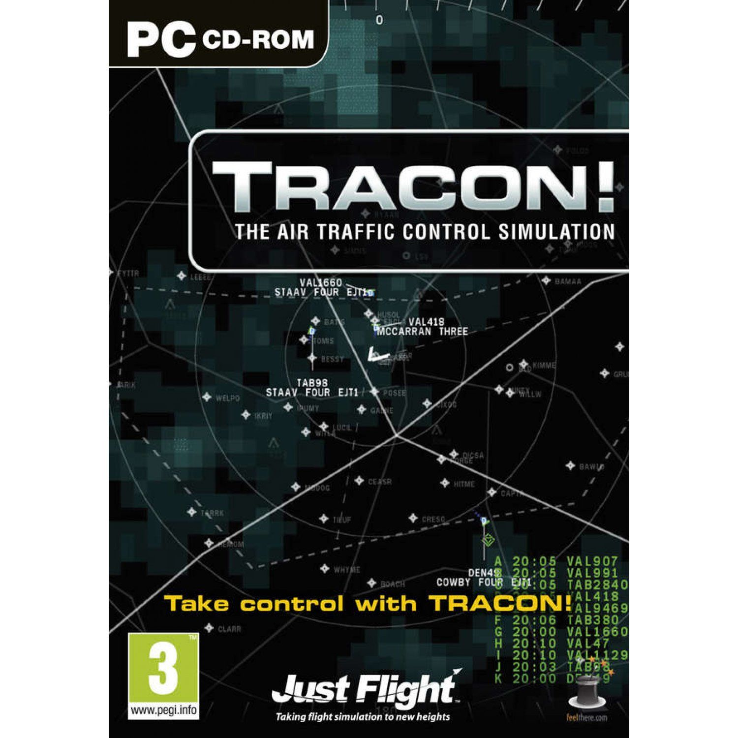 Tracon! The Air Traffic Control Simulation (With images