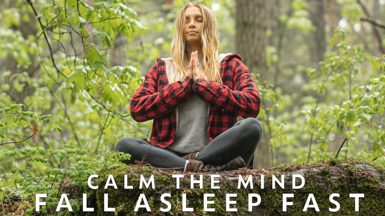 10 Min Guided Meditation For Sleep & Relaxation Fall