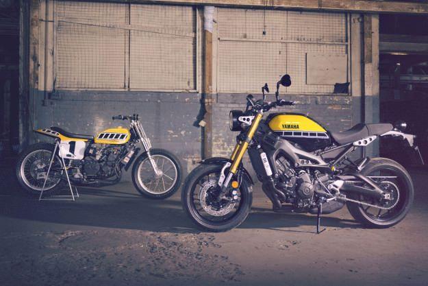 EICMA 2015: Yamaha XSR900