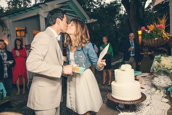 Casual South Carolina Wedding By Ooh Events