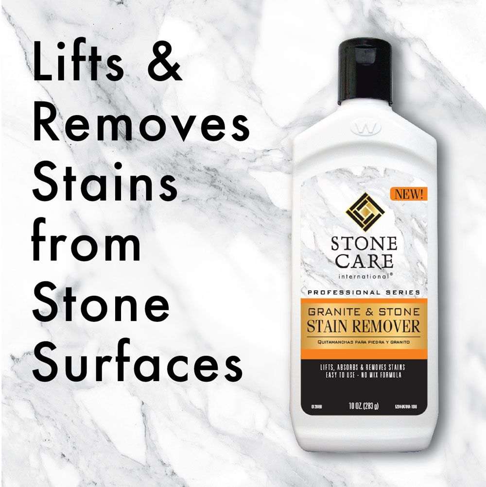 Granite Stone Stain Remover Ready To Use Cleaning Stain Remover Cleaning Hacks
