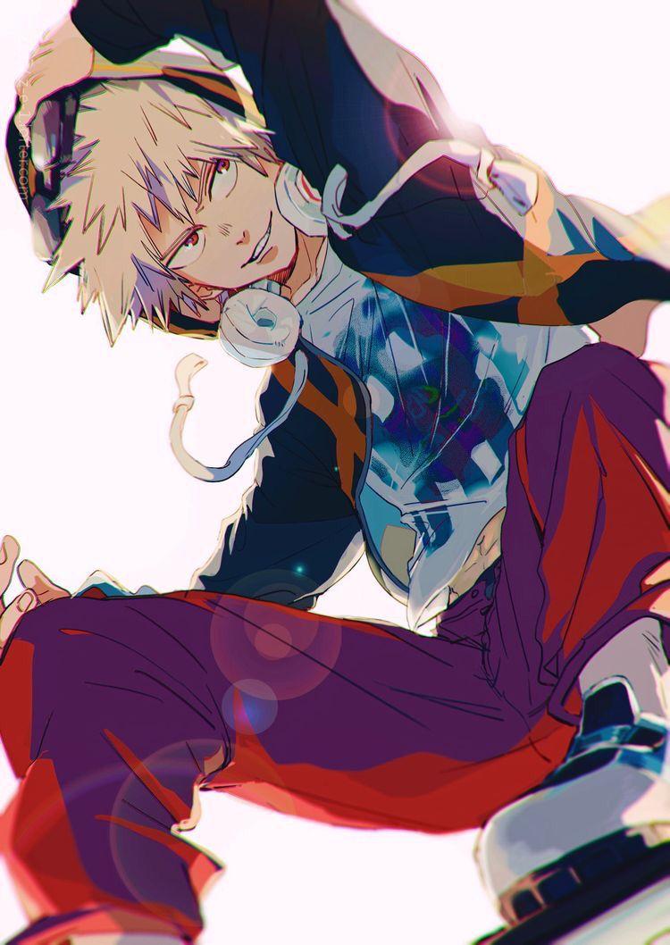 𝓛𝓲𝓷 Plus Ultra (Bakugou) My hero, Hero wallpaper, Anime
