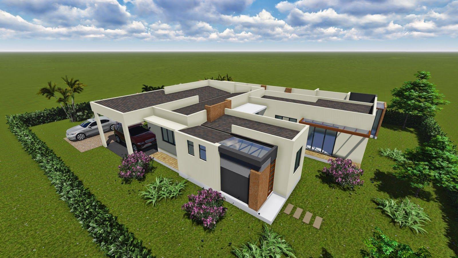 Casa campestre moderna buscar con google casas for Buscar casas modernas