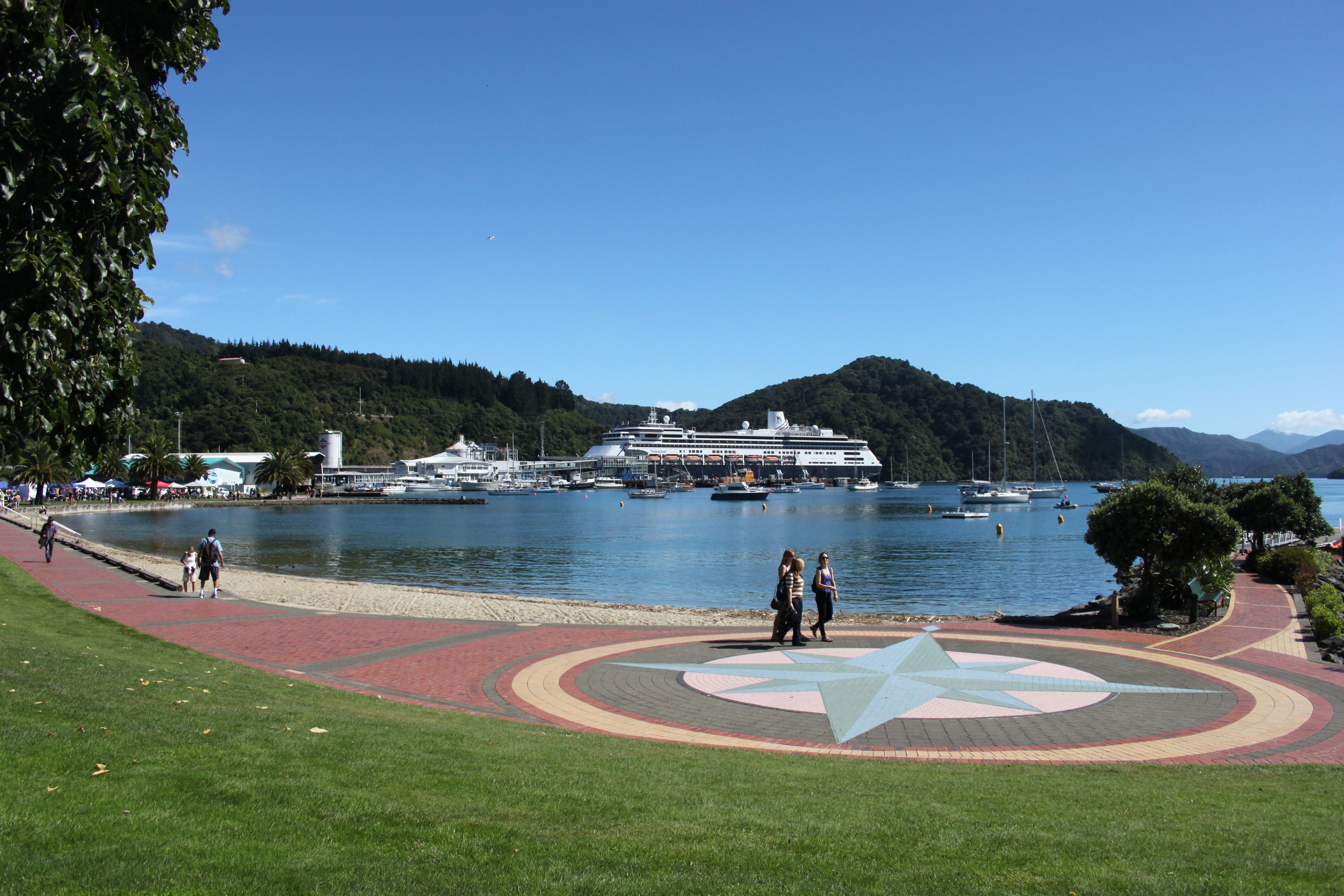 Picton, New Zealand | New Zealand - my ex home country ...